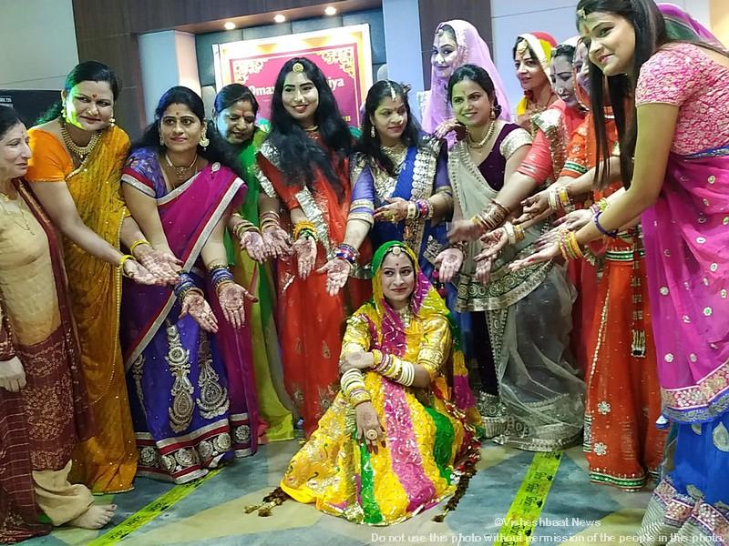 Sinjara Teej celebration event 'Sawan Ri Teej' 2019 @ Omaxe